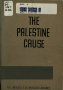 The Palestine Cause