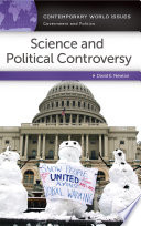 Science and Political Controversy  A Reference Handbook
