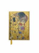 Klimt s the Kiss Foiled Pocket Journal