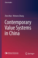 Contemporary Value Systems in China