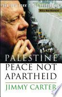 Palestine Peace Not Apartheid