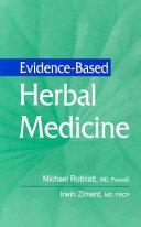 Evidence based Herbal Medicine
