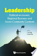 Leadership  Political economic  Regional Business And Socio community Contexts