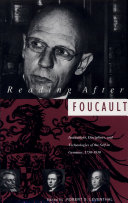 Reading After Foucault