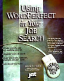 Using WordPerfect in Your Job Search