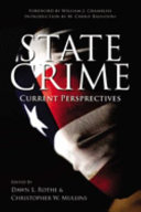 State Crime: Current Perspectives - Seite 313