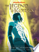 The Legend of Korra  the Art of the Animated Series   Book Four  Balance Book