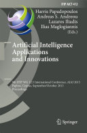 Pdf Artificial Intelligence Applications and Innovations Telecharger