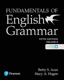 Fundamentals of English Grammar Student Book B with Essential Online Resources  5e