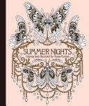 "Summer Nights Coloring Book: Originally Published in Sweden as ""Sommarnatt"""