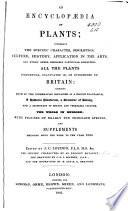 An Encyclopædia of Plants