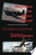 Nighthawk The Rogue Corsair  Book
