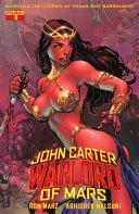 John Carter: Warlord of Mars #3