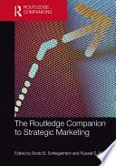 The Routledge Companion to Strategic Marketing Book