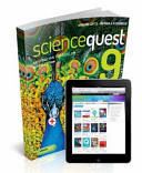 Cover of Science Quest 9 for the Australian Curriculum 2E and EBookPLUS