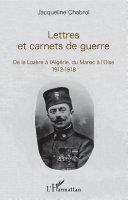 Pdf Lettres et carnets de guerre Telecharger