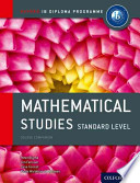 IB Mathematical Studies SL Course Book