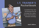 I.T. Trainer's Pocketbook