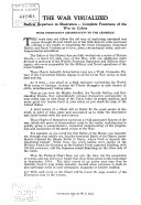 Pdf King's Complete History of the World War ...