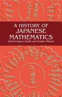 Pdf A History of Japanese Mathematics Telecharger