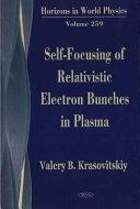 Self Focusing of Relativistic Electron Bunches in Plasma