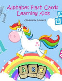 Alphabet Flash Cards Learning Kids  ABC Vocabulary Flash Cards    A to Z English Vocabulary Books  Fun Activities for Kids Ages 4 8  Toddlers  Prescho Book