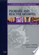 Psoriatic and Reactive Arthritis E Book