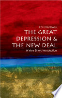 The Great Depression And The New Deal A Very Short Introduction