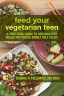 Feed Your Vegetarian Teen
