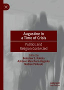 Augustine in a Time of Crisis Book PDF