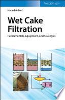 Wet Cake Filtration Book