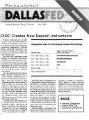 Dallasfed Roundup
