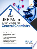 7 Days JEE Main Crash Course for General Chemistry