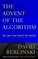 The Advent of the Algorithm Book PDF