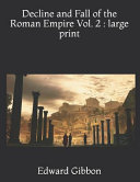 Decline and Fall of the Roman Empire Vol  2