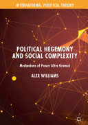 Political Hegemony and Social Complexity