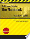 Cliffsnotes The Notebook Teacher S Guide Book
