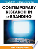 Contemporary Research In E Branding
