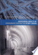 Read Online Geotechnical Aspects of Underground Construction in Soft Ground For Free