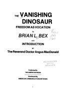 The Vanishing Dinosaur