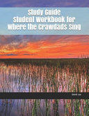 Study Guide Student Workbook For Where The Crawdads Sing [Pdf/ePub] eBook