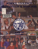 School Violence Prevention and Response