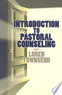 Introduction to Pastoral Counseling Book