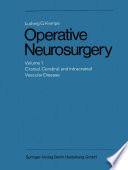 Operative Neurosurgery Book