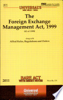The Foreighn Exchange Management Act, 1999
