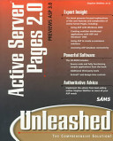 Cover of Active Server Pages 2.0 Unleashed