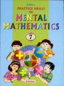 Scholar s Practice Drill In Mental Mathematics 8