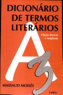 Dicionário de termos literários