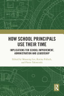 Pdf How School Principals Use Their Time Telecharger