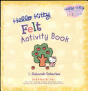 Hello Kitty Felt Activity Book